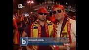 Испания и Италия след мача 4:0 Испания ликува, Италия покрусена