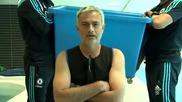 Жозе Моуриньо Ice Bucket Challenge Als