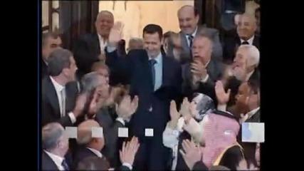 Башар Асад бил готов да използва химическо оръжие срещу опозицията в Сирия