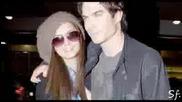 Nina Dobrev and Ian Somerhalder - M E E T A G A I N