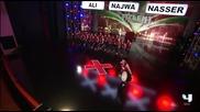 Саудитска Арабия Търси Талант 2012 Arabs Got Talent - S2 - Ep1 - Tarbouch Dabkeh Techno