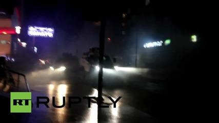 Turkey: Clashes break out in Istanbul following Ankara blasts