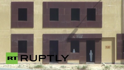 Йордания: Вижте как елитните антитерористични отряди се състезават в 7то годишно състезание на войни