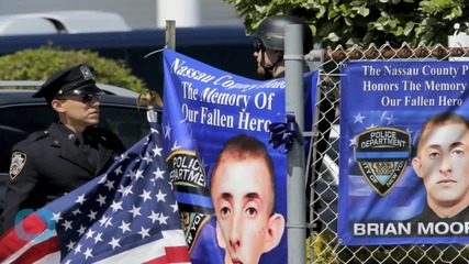 Thousands Gather for Funeral of NYPD Officer