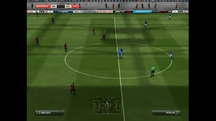 Fifa 13 - Schalke 04 vs Galatasaray