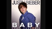 Justin Bieber f Ludacris - Baby instrumental lyrics