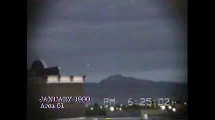 Ufo Several Near Area 51