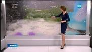 Прогноза за времето (20.01.2015 - сутрешна)