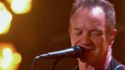 Sting - Message in a Bottle // Live on Polish Tv 2016
