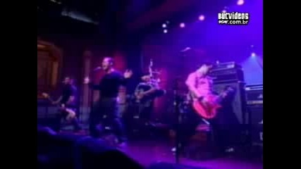 Dropkick Murphys - Spicy Mchaggis (live)