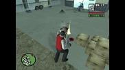 Gta San Andreas-как да си направим непобедимо зомби
