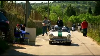 Top Gear Classic Car Rally part 2