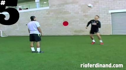 Кристиано Роналдо tricks.