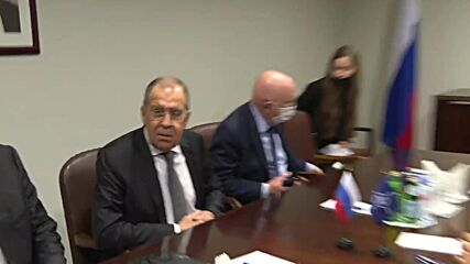 USA: 'Don't try your luck, Russia won't join NATO' – Lavrov in meeting with Stoltenberg