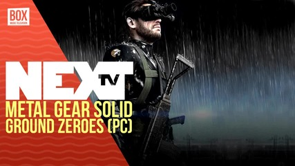 NEXTTV 016: Ревю: Metal Gear Solid 5: Ground Zeroes (PC)
