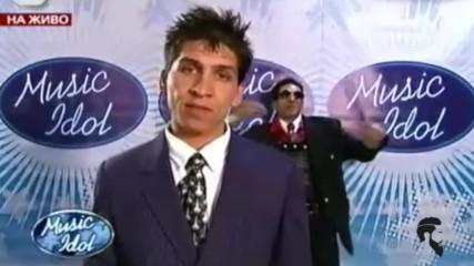 Наи-тъпите изцепки на Мустафа от Music Idol