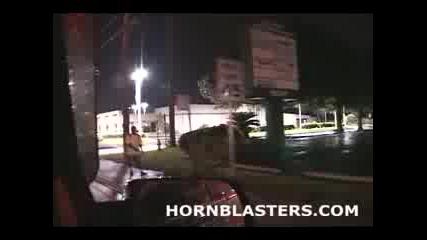Терор по улиците