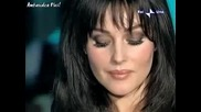Ерос Рамацоти пее на Моника Белучи - Piu Bella cosa Monica Belluci - mas bella que nunca