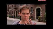 Спайдър-мен (2002) бг субтитри ( Високо Качество ) Част 2 Филм