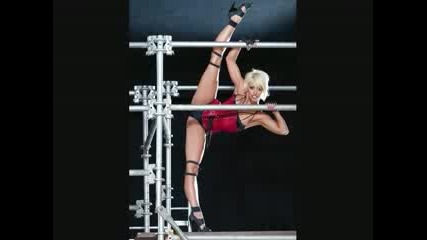 *EXLUSIVE* Kimberly Wyatt - Dont Wanna Fall In Love - PCD