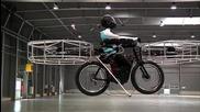 Летящо колело - Flying Electric Bike