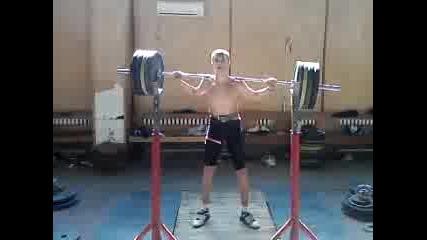klek s 120 kg 5tica