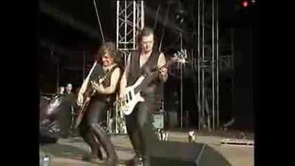 Grave Digger - Wacken - The Reaper