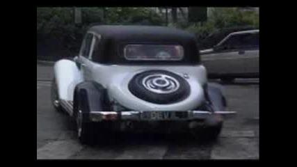Tribute to Cruella De Vil and her car
