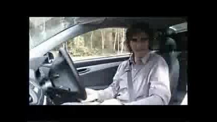 Шофьор кара журналист на Bbc да повърне