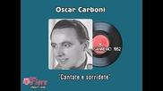 Sanremo 1952 - Oscar Carboni - Cantate e sorridete