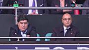 """Марадона в ложите на """"Уембли"""" до боса на Тотнъм"""