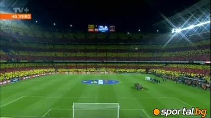 Ел Класико 7.10.2012 Барселона 2:2 Реал Мадрид