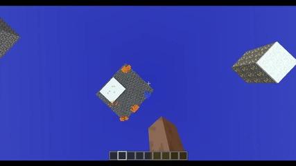 Minecraft моят мап