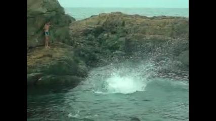 indianska ot ahopolskite skali