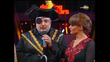 Dancing Stars - Ути и Елена аржентинско танго (25.03.2014г.)