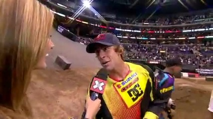 Travis Pastrana Speed and Style Gold X Games 16