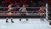 Wwe Raw / Първичина сила 18.05.2015 - 1/4..