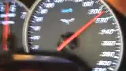 Corvette Z06 0 - 300 kmh