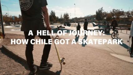 World's Best Skateparks: Los Reyes in Chile