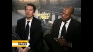 Brooklyns Finest with Ethan Hawke and Director Antoine Fuqua