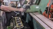 Възстановяване на V8 двигател за 4 минути