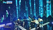 167.0528-6 Monsta X - All in, Show! Music Core E506 (280516)