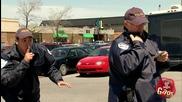 Смях! Уплашен полицай - скрита камера