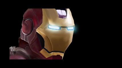 Рисуване на Iron Man