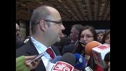 Делегати на конференцията на ДПС разказват и коментират нападението срещу Ахмед Доган