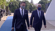 Portugal: Macron, Michel arrive for 2nd day of EU informal summit in Porto