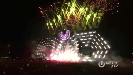 Dj Hardwell - Live @ Ultra Music Festival Miami, Usa 2016 [hd]