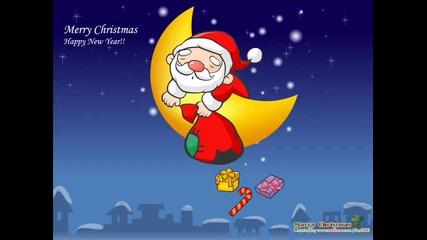 Една от най - известните коледни песнички ! Весели празници на всички !! :) ( Merry Christmas )