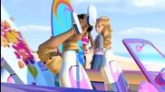 Barbie Life in the Dreamhouse Епизод 11 - Шофьорска книжка Бг аудио