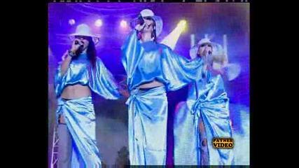 Райна Любов По Скалата На Рихтер Live Планета Прима 2006